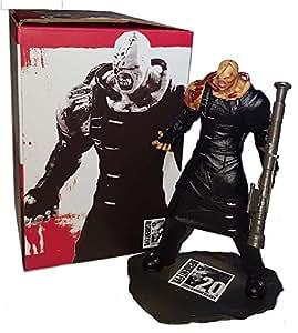 Nemesis Figure, Resident Evil, 20th Anniversary, CAPCOM, Nerd Block