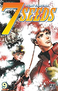 7 Seeds Edition simple Tome 9