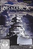 History - Der Untergang der Bismarck [Alemania] [DVD]