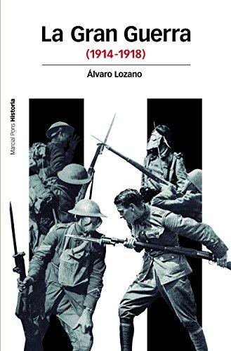Portada del libro La Gran Guerra (1914-1918) (Estudios Maior)