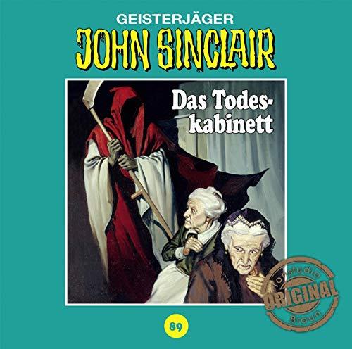 John Sinclair Tonstudio Braun - Folge 89: Das Todeskabinett.