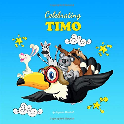Celebrating Timo: Personalized B...