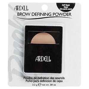 Ardell Brow Defining Powder Soft Taup, .08 Oz.