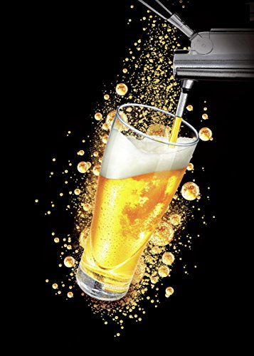 Krups-VB700E00-Machine–Bire-Beertender-Loft-Edition-ArgentChrome