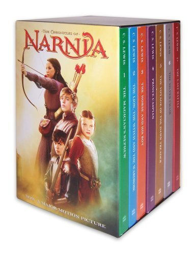 The Chronicles of Narnia Box Set (The Chronicles of Narnia) by C. S. Lewis (2008-05-05) (Cs Box-set Lewis)