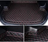 JIRENSHU Custom Car Trunk Mat Carpet,for BMW F10 F11 F15 F16 F20 F25 F30 F34 E60 E70 E90 1 3 4 5 7 Series GT X1 X3 X4 X5 X6 Z4 5D