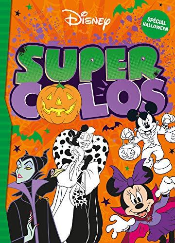 Disney Super colos spécial Halloween