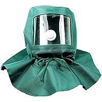 bestomz arena Blasting Capucha SandBlaster abrasivos gorra máscara viento polvo anti protector herramienta