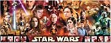 Ravensburger Disney Star Wars Legenden Panorama 1000 Teile Erwachsenen Puzzle