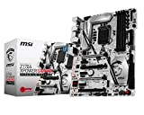 MSI Z170 A XPower Gaming Titanium Edition INTEL Z170 LGA1151 ATX