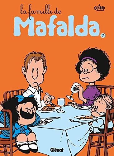Mafalda - Tome 07 NE: La famille de Mafalda