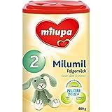 Milumil 2 lait de suite - à partir de 6 mois, 4 pièces (4 x 800g)