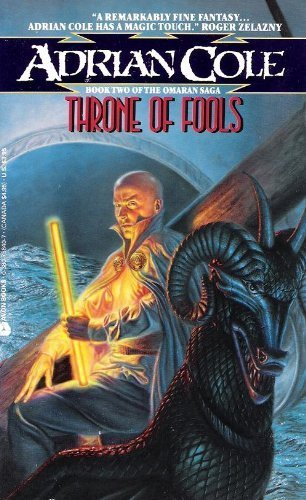 Throne of Fools (Omaran Saga, Book 2)