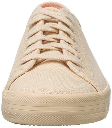 Keds Kickstart, chaussons d'intérieur femme Orange (Pale Peach Mono)