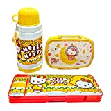 Hello Kitty Combo Kids School Combo Set for children of age 3 to
