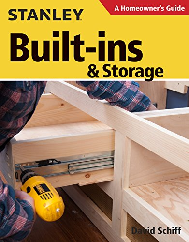 Built-Ins & Storage (Homeowner's Guide) -