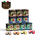 SanSiro Tee No. 3 Tee Selection Box - 100 Teekapseln - Cafissimo* kompatibel