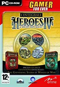 Heroes of might and magic IV : l'intégrale (jeu + 2 extensions) - coffret gamer