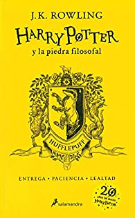 Harry Potter y la piedra filosofal. Hufflepuff par J.K. Rowling