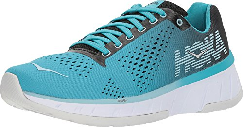 Hoka One One E CAVU Black-Bluebird Talla 40 2/3