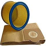 Für Lidl Parkside Premium Qualität Filter & Staub Hoover Staubbeutel Staubsauger 1300, 1400, 1500