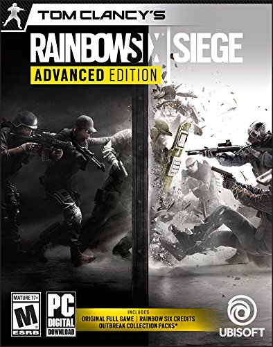 Tom Clancy's Rainbow Six Siege - Advanced Edition [PC Code - Uplay] (Rainbow Polnisch)