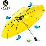 Paraguas Plegables Automático Antiviento. Paraguas Originales de Colores Mujer Hombre Ligero...