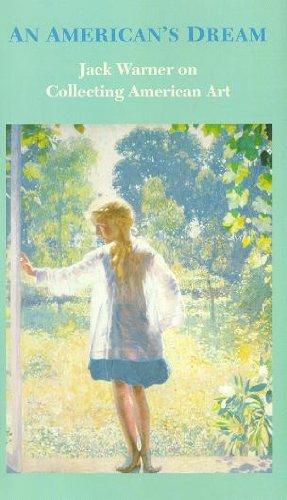 Preisvergleich Produktbild An American's Dream: Jack Warner on Collecting American Art [VHS]