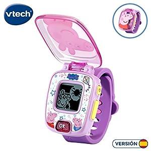 VTech Reloj Peppa Pig Morado (3480-526022)