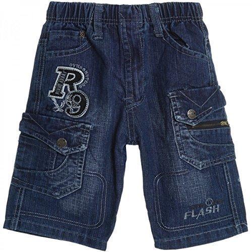 BEZLIT -  Pantaloncini  - cargo - Basic - ragazzo Blu blu