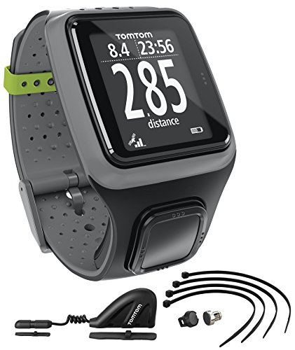 TomTom GPS Sportuhr Multisport, Dark Pink, One size, 1RS0.001.03
