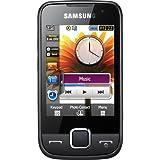 Samsung Preston S5600 Orange Pay As You Go Mobile Phone Including �10 Airtime - Black