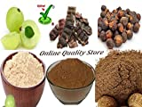 #4: Online Quality Store Reetha Amla Shikakai Powder For Hairs - Reetha 150 Grams,Shikakai 150 Grams, Amla 100 Grams)