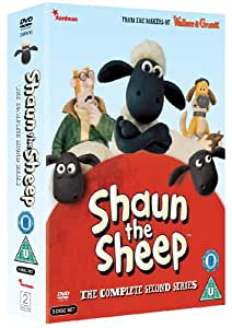 Shaun the Sheep -  Complete Series 2 [DVD]
