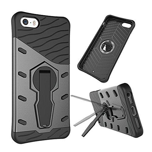 Skitic Antiurto Armor Custodia per iPhone 6 / 6S 4.7