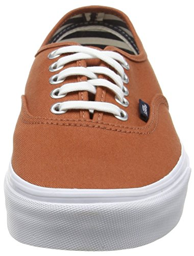 Vans Authentic, Sneakers Basses Mixte Adulte Marron (Deck Club/Auburn)