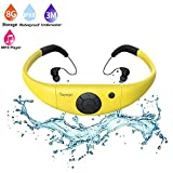 Tayogo 2016 Upgraded Waterproof Mp3 Player Headset Music Player,...