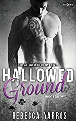 Hallowed Ground by Rebecca Yarros (2016-01-25)