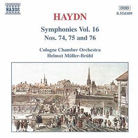 Symphonies (Volume 16)