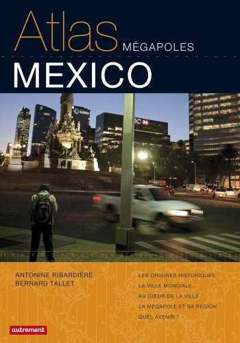 Atlas Mexico de Bernard Tallet (16 fvrier 2011) Broch