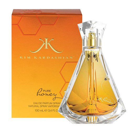 Kim Kardashian Pure Honey Eau de Parfum für Frauen 100ml (Kim Kardashian Parfüm)