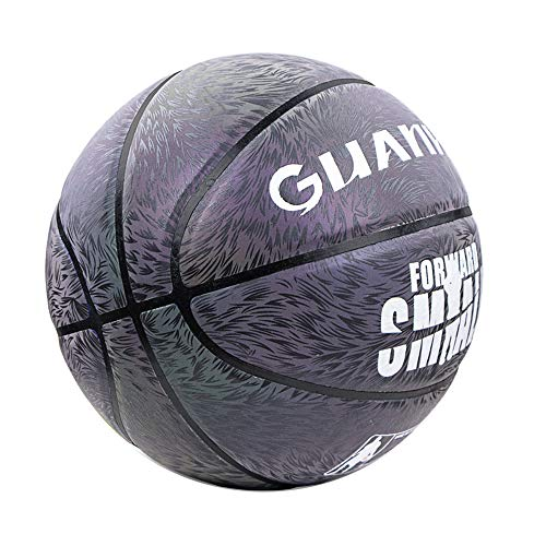 ROO Rainbow Basketball No. 7 Basketball Limited Edition Persönlichkeit Basketball -
