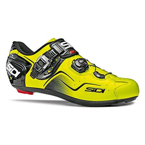 Sidi Kaos Fahrradschuhe Herren yellow fluo Größe 42 2017 Mountainbike-Schuhe