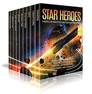 book cover of Star Heroes