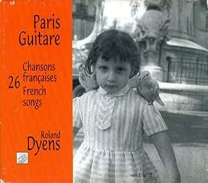 Paris guitare simple