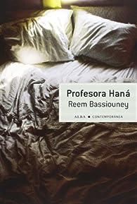 Profesora Haná par Reem Bassiouney