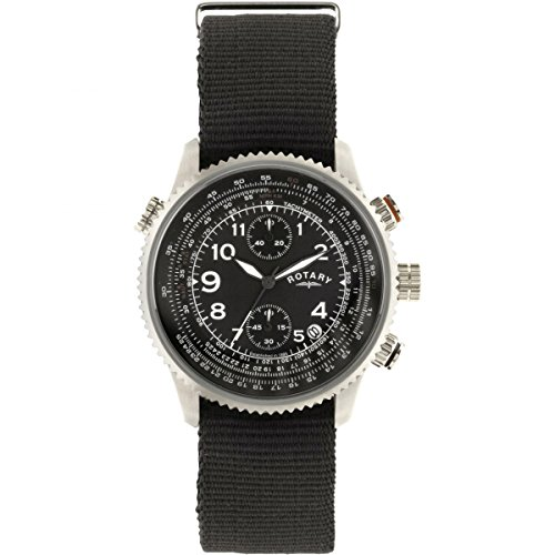 Montre Chronographe homme Rotary Exclusive GS00284/04