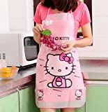 My Party Suppliers Waterproof NEW Kitty Apron / hello kitty children apron / Arpon for boys / Kids Apron for painting cooking and crafting