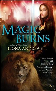 Magic Burns par [Andrews, Ilona]