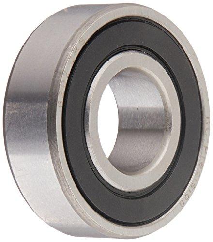 sourcingmap® Motor 6202-2RS doppel abgedichtet Kugellager Lager Rillenlager Zubehör 15mm (Kugellager Motor)